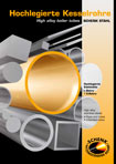 Download Catalog &quote;High alloy boiler tubes""